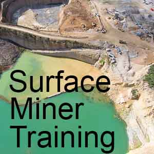 Enroll in your 8-Hour New Surface Miner Training Package MSHA Compliant